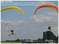 The 2011 British Open Paramotor Championships