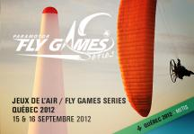 Fly Games Series Quebec  2012